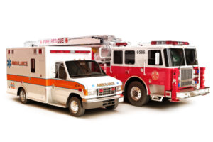 emergency vehicle insurance