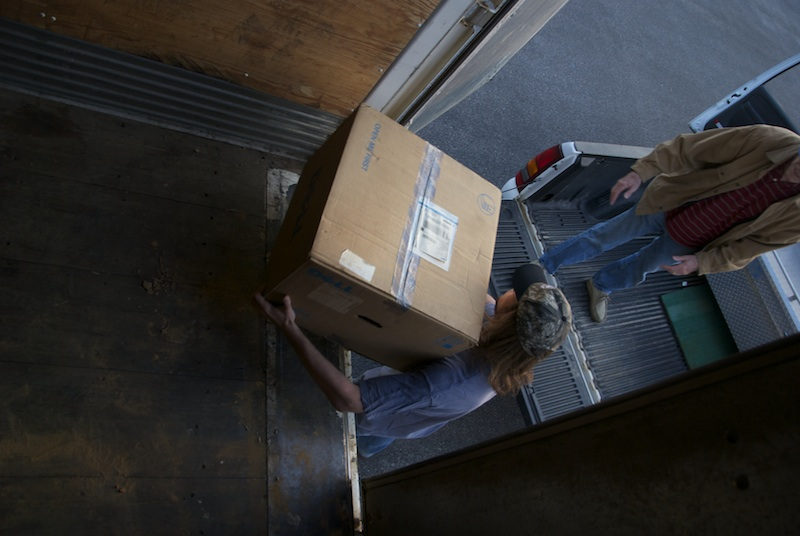 California Ranked Top For Cargo Theft