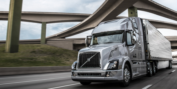 Volvo Trucks Ordered Off The Road
