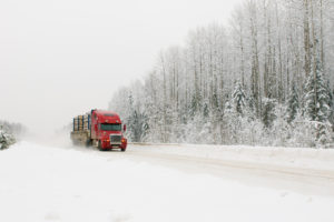 Tips For Driving A Big Rig During The Winter Season