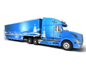Trucking During the Holiday Season