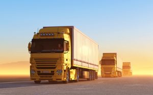 Supplies: They Come From Truckers