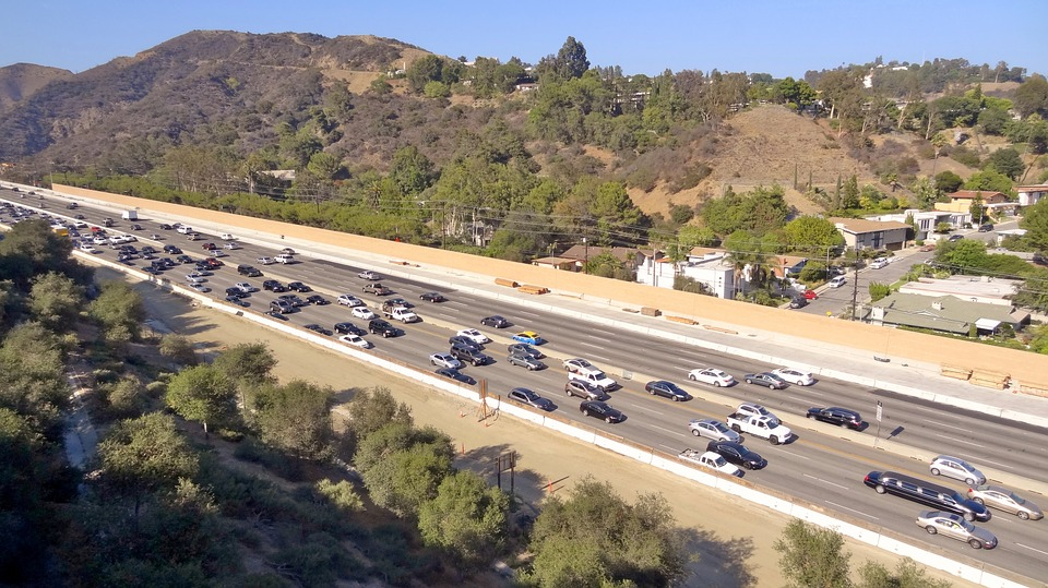 Uber Passenger Killed by Patrol Vehicle After Running Across 101 Fwy