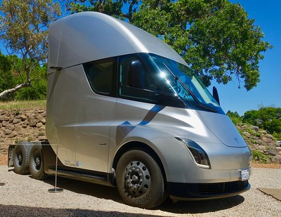Will Self Driving Trucks Replace Drivers?