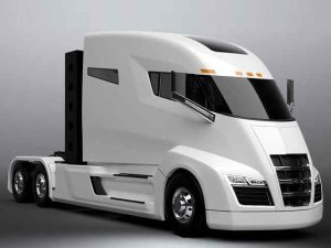 Nikola Sparks The Electric Truck Industry