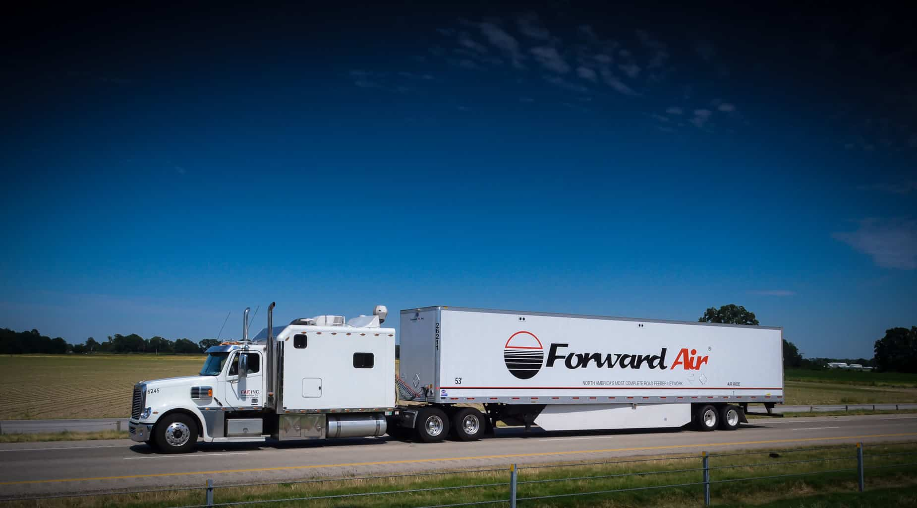 Forward Air: Changes to Management Team and Board