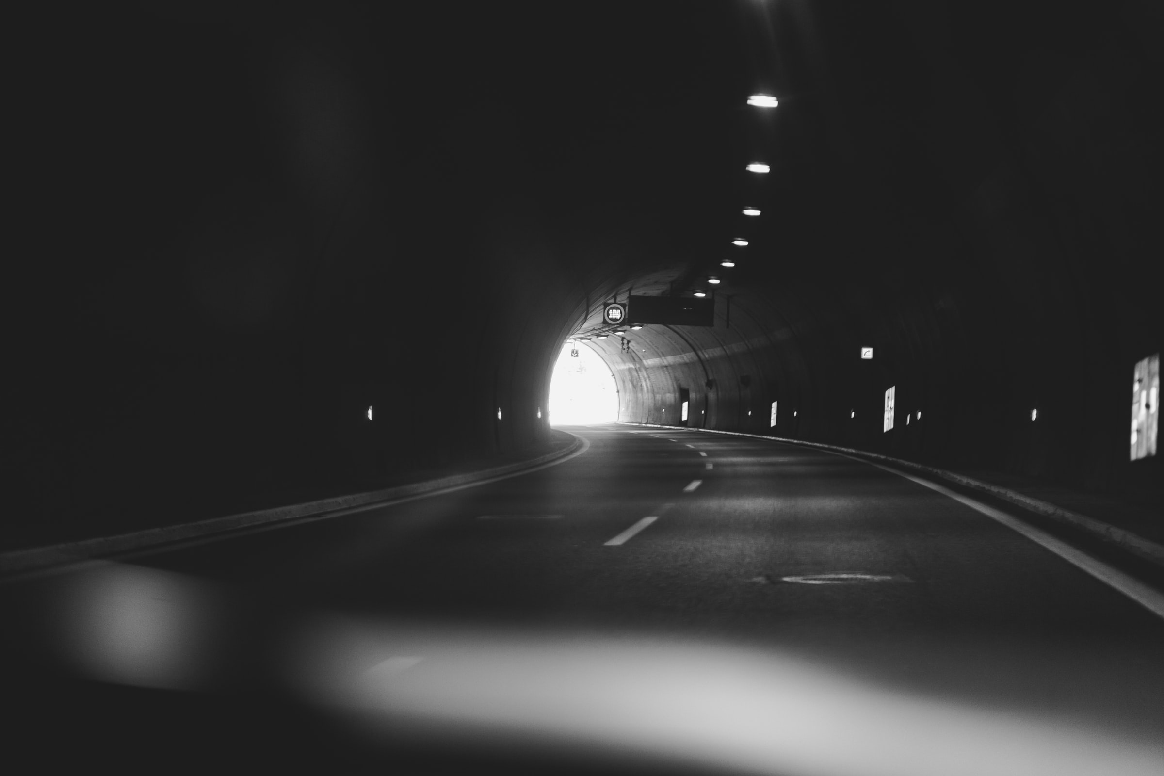 Scary Roads! Truckers Reveal Which Tunnels and Bridges Spook