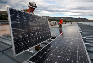 E-Truck Solar Stop Is Soon To Be Designed By WattEV For 25-Megawatts